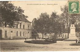 49  -  Le LION D'ANGERS -  Place De La Mairie   25 - Other Municipalities