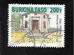 TIMBRE OBLITERE DU BURKINA DE 2016 N° MICHEL 1989 - Burkina Faso (1984-...)