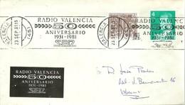 MATASELLOS 1981  VALENCIA - 1931-Hoy: 2ª República - ... Juan Carlos I