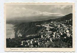 ITALY - AK 337135 Taormina - Veduta Dal Teatro Antico - Altre Città