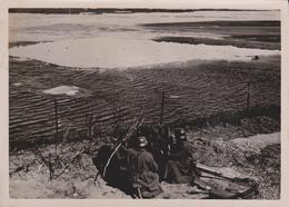 DEUTSCHE PAK'S SICHEREN HAFEN VON DANEMARK DENMARK UND NORWEGEN NORWAY    FOTO DE PRESSE WW2 WWII WORLD WAR 2 WELTKRIEG - Guerra, Militares