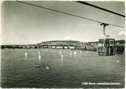 SVIZZERA  SUISSE  ZH  ZÜRICH  Luftseilbahn Zürichsee  Cableway Funivia - ZH Zurich