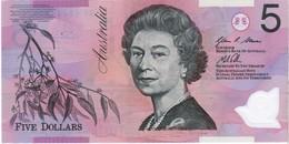 Australia - Pick 57g - 5 Dollars 2012 - Unc - Emissioni Governative Decimali 1966-...