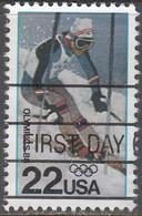 UNITED STATES    SCOTT NO. 2369    USED    YEAR  1988 - Verenigde Staten