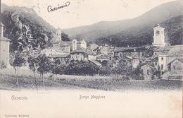 CPA - GARESSIO - Borgo Maggiore - Italie - Cuneo