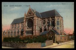 44 - Saint-Nazaire - LL30 - L'églsie #07940 - Saint Nazaire