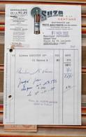 94 MAISON ALFORT 25 PONTARLIER 57 METZ BAN St MARTIN Distillerie De La SUZE Conge - Rechnungen