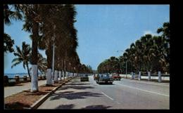 Republica Dominicana Santo Domingo Avenida George Washington #06454 - Cartes Postales