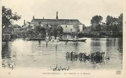 CHATEAUROUX - La Cattiche Et Le Moulin. - Watermolens