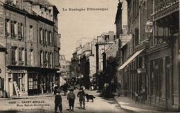 SAINT BRIEUC -22- RUE SAINT GUILLAUME - Saint-Brieuc