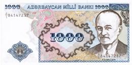 Azerbaijan - Pick 20a - 1000 Manat 1993 - Unc - Azerbaïdjan
