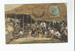 SINGAPORE 660  LUCKON DANCE 1907 - Singapore