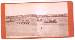EGYPT - STEREOVIEW - SUEZ - EDIT C. BROGI FIRENZE  - 1890s (BG1303) - Stereoscopi