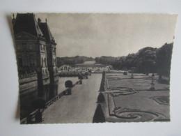 Vaux Le Vicomte. Parterre Et Cote Ouest. Cliche Jean Vincent. - Vaux Le Vicomte