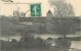 HUISSEAU SUR COSSON -le Chiteau Et Les Bords Du Cosson. - Autres Communes