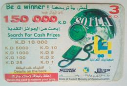 Be A Winner KD 3 - Kuwait