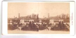 LUCCA - STEREOVIEW - EDIT ALOIS BEER  - 1890s (BG1304) - Stereoscoopen