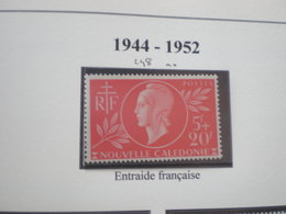 TIMBRE COLONIE FRANCAISE NOUVELLE CALEDONIE N°248 SANS  CHARNIERE - New Caledonia