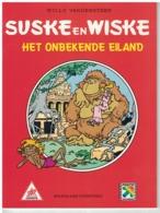 SUSKE EN WISKE     HET ONBEKENDE EILAND    Par W. Vandersteen - Suske & Wiske