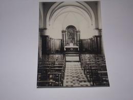 Saint Ghislain.Intérieur De L église Restaurée De Neufmaison. - Saint-Ghislain