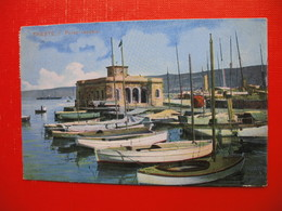 Trieste.Porto Vecchio - Trieste