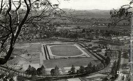 Madagascar, ANTANANARIVO, Mahamasina Le Stade (1950s) Stadium RPPC Postcard - Soccer
