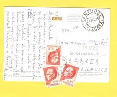 Postcard - Espana, Spain, Bilbao, Mix Franking     (V 33533) - Other