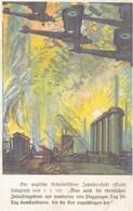 Carte Postale    Attaque Aerienne - Guerre 1914-18