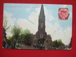 "ANGLETERRE - ST LEONARDS ON SEA - "" CONGREGATIONAL CHURCH, ST LEONARDS ON SEA "" - - Other"
