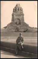 B9101 - Völkerschlachtdenkmal Denkmal Leipzig - Monuments
