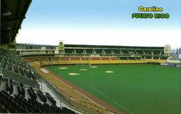 Puerto Rico, CAROLINA, Estadio Nacional Roberto Clemente 2000s Stadium Postcard - Postcards