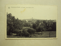 30821 - VERLAINE SUR OURTHE - LE TOMBEAU - VIEUX CIMETIERE ROMAIN - ZIE 2 FOTO'S - Verlaine