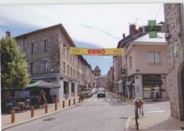 CPM 87 EYMOUTIERS ... Avenue De La Paix (Livenais VE280618) - Eymoutiers