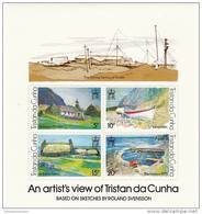 Tristan Da Cunha Hb 6 - Tristan Da Cunha