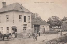 Frucourt - Rue De La Place- Scan Recto-verso - France