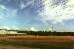 Puerto Rico, CABO ROJO, Estadio Rebekah Colberg (2000s) Stadium Postcard - Soccer