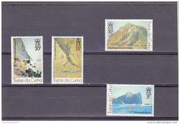 Tristan Da Cunha Nº 267 Al 270 - Tristan Da Cunha