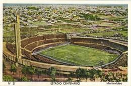 Uruguay, MONTEVIDEO, Estadio Centenario (1960) Stadium Postcard - Soccer