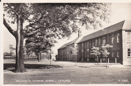 CPSM BALSHAW' S GRAMMAR SCHOOL LEYLAND - Angleterre