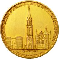 France, Médaille, Société Française D'Archéologie, Monuments Historiques - France