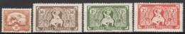 Du N° 232 Au N° 235 - X - ( C 1623 ) - Indocina (1889-1945)