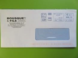 EMA - Bousquet Et Fils - Automobiles - 12410 St Affrique - BAL - Onet Le Château - 02.11.18 - Sur Enveloppe - EMA (Empreintes Machines à Affranchir)