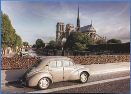[75] PARIS - Notre Dame - Île De La Cité - Notre Dame De Paris