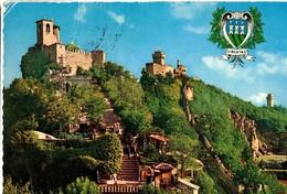REPUBBLICA DI SAN MARINO - PANORAMA DELLE TRE TORRI (RSM ) - San Marino