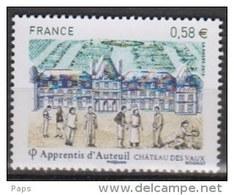 2013-N°4738**LES APPRENTIS D'AUTEUIL - Unused Stamps