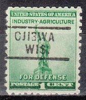 USA Precancel Vorausentwertung Preo, Locals Wisconsin, Ojibwa 729 - Vereinigte Staaten