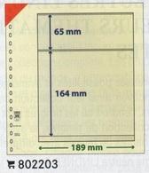 Feuilles Neutres Lindner T à L'unité Réf. 802203  à Moins 50 % - Albums & Reliures