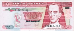Guatemala - Pick 111a - 10 Quetzales 2006 - Unc - Guatemala