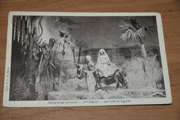 5833-   CALVAIRE DE JOLIMONT, 2me Station, La Fuite En Egypte - 1910 - Belgique