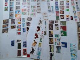 N°3 Vrac De France Et Du Monde Dans Un Carton De La Poste Xl - Stamps